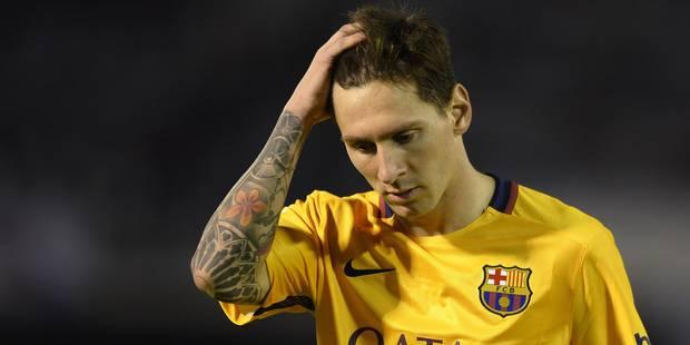 Fraude fiscale: Lionel Messi risque 22 mois de prison - La Libre