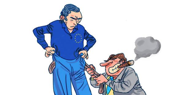 Pourquoi l'UE refuse de restructurer les dettes souveraines - La Libre