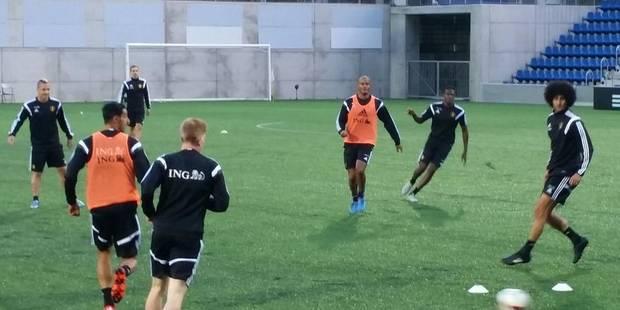 Surprise: Vincent Kompany s'entraîne avec le groupe ! - La Libre
