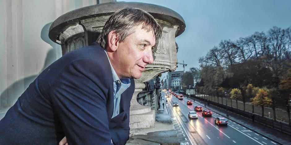 Jan Jambon, Minister van Binnenlandsezaken / Ministre de l'Intérieur 27/11/2014 pict. by Pieter Jan Vanstockstraeten © Photo News picture not included in some contracts