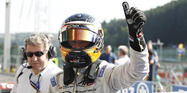 Le Belge Stoffel Vandoorne sacré en GP2, 48 ans après Jacky Ickx - La Libre