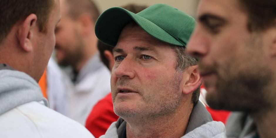 """McLeod succède à Delmee à la tête des Red Lions: """"J'ai hâte de faire partie de ce challenge"""""""