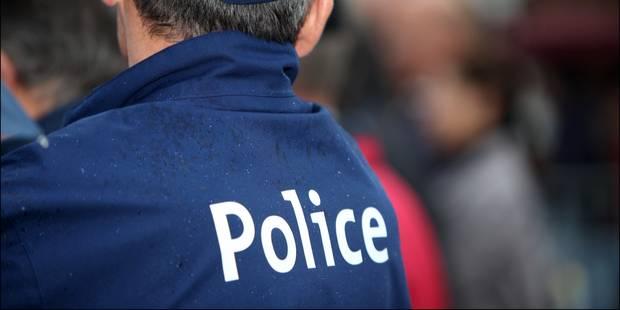 La police a procédé à dix-huit arrestations en marge du match Belgique-Israël - La Libre