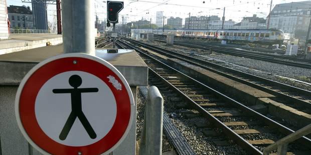 Grève sur le rail ces lundi et mardi: voici les lignes à éviter - La Libre
