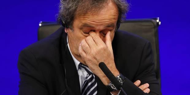 L'UEFA soutient Platini - La Libre