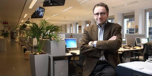 """Dauriac viré: l'ex-rédac' chef du JT de la RTBF parle d'un """"coup monté"""" - La Libre"""