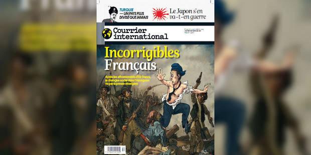 Recevez le Courrier International avec votre Libre Belgique ce week-end - La Libre