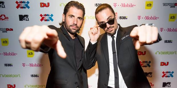 Dimitri Vegas et Like Mike élus les meilleurs DJs du monde - La Libre