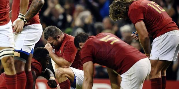 Rugby: candeur et décadence pour la France - La Libre