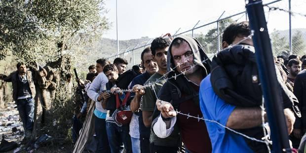 Plus de 500.000 migrants et réfugiés arrivés en Grèce - La Libre