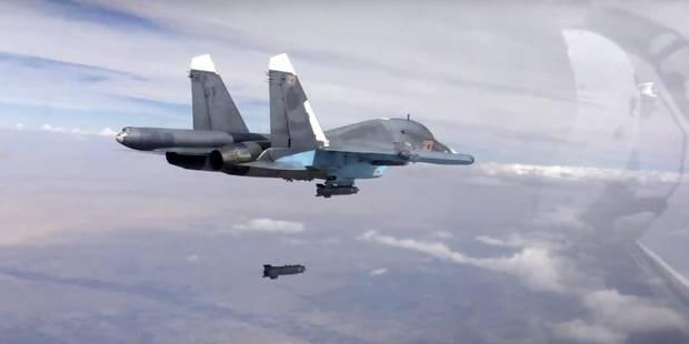 Conflit en Syrie: Un raid russe touche un hôpital de campagne dans le nord-ouest du pays, 13 morts - La Libre