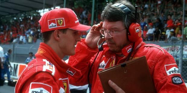 """Ross Brawn se confie sur l'état de santé de Michael Schumacher: """"il y a toujours de l'espoir"""" - La Libre"""