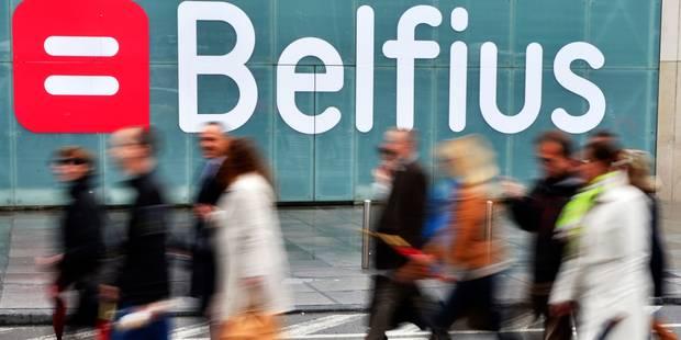 Combien vaut la banque Belfius ? - La Libre