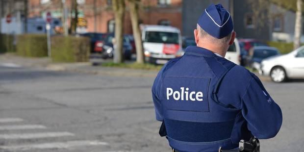 Un mort lors d'un éboulement de terrain sur un chantier de l'avenue des Tilleuls à Uccle - La Libre