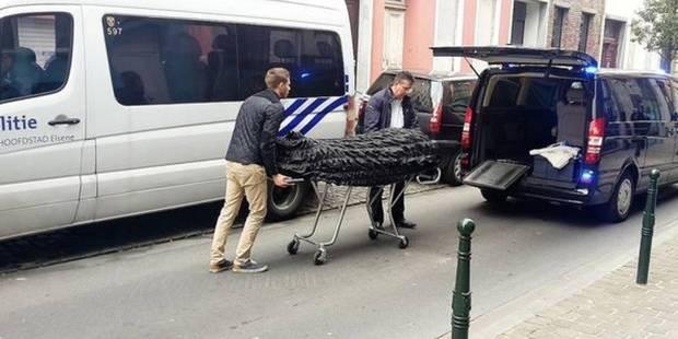 Mère de famille mortellement poignardée à Bruxelles: l'auteur présumé sous mandat d'arrêt - La Libre
