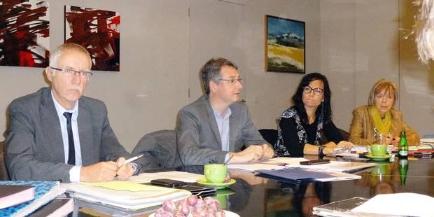 La Province débloque 25 000 euros par commune à Arlon - La Libre
