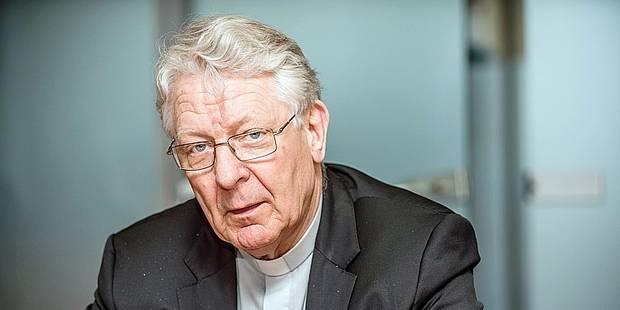 """Mgr Van Looy: """"Nous avons réalisé le synode que nous espérions"""" - La Libre"""