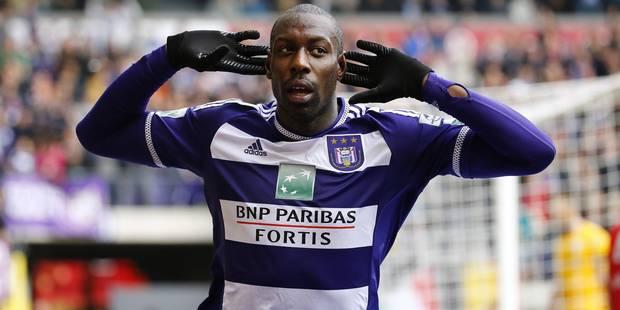 Anderlecht s'impose face au Club de Bruges (3-1) et prend la tête - La Libre