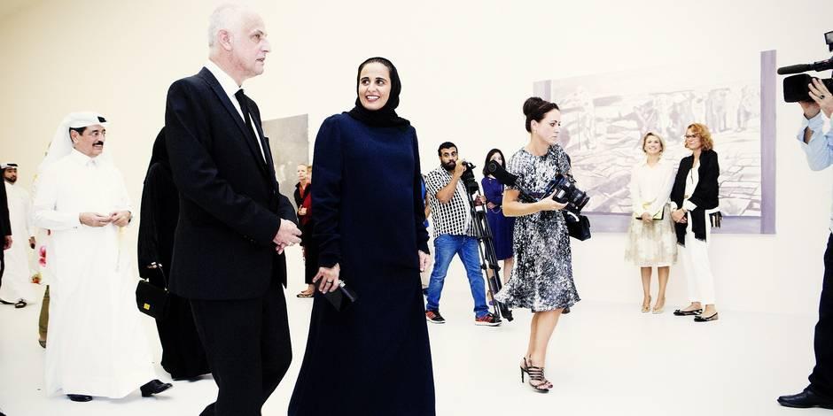 Le Qatar, coffre-fort de l'art mondial - La Libre