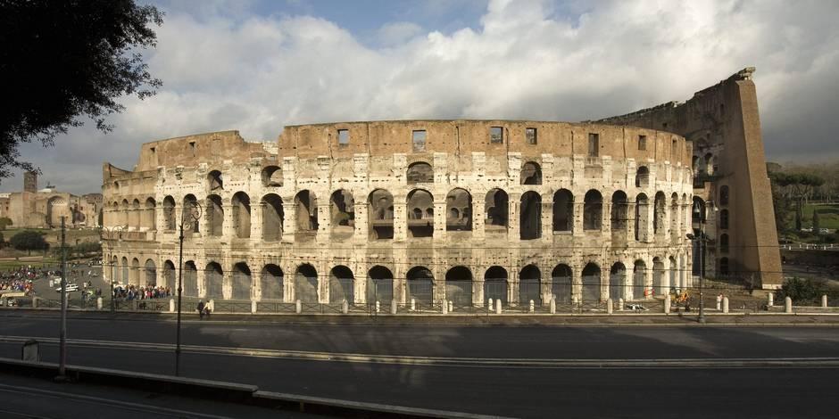 La longue agonie de Rome