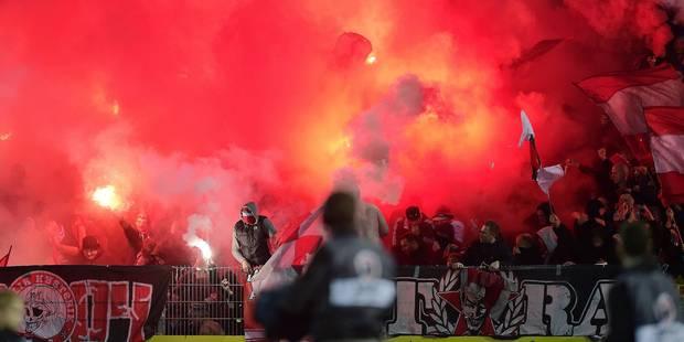 """Le derby wallon a laissé des traces: Que risquent les """"supporters""""? - La Libre"""