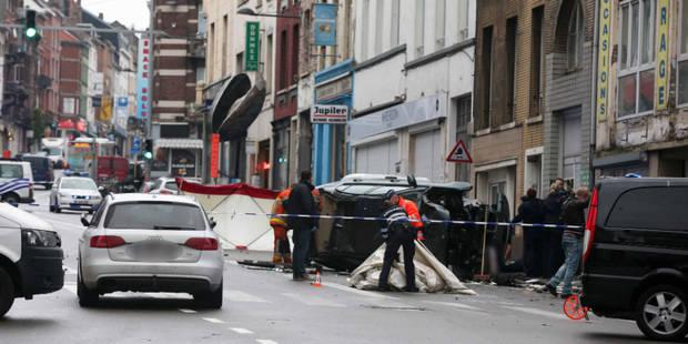 Bruxelles : Libération du chauffard qui a mortellement fauché un gardien de la paix - La Libre