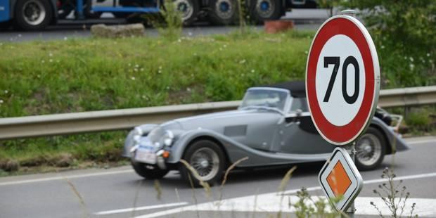 Une zone de police de Bruxelles lance les contrôles de vitesse sur demande - La Libre