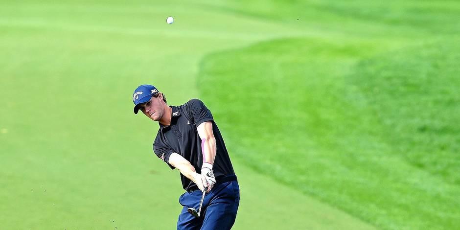 Golf: Pieters flaire le bon coup - La Libre