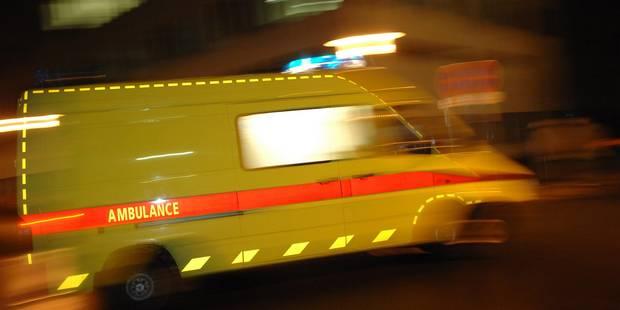 Accident à Jemeppe-sur-Sambre: un automobiliste éjecté de son véhicule puis écrasé - La Libre