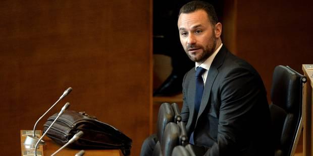 Affaire Luperto: La commission des poursuites du Parlement de la Fédération se réunira le 10 novembre - La Libre