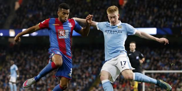 Kevin De Bruyne poursuit son festival avec Manchester City (VIDEO) - La Libre