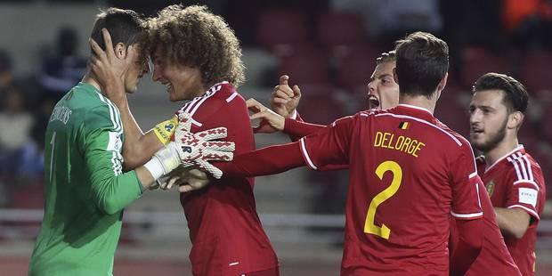 Mondial U17: la Belgique bat la Corée du Sud, inscrit un but somptueux et file en quart (VIDEO) - La Libre