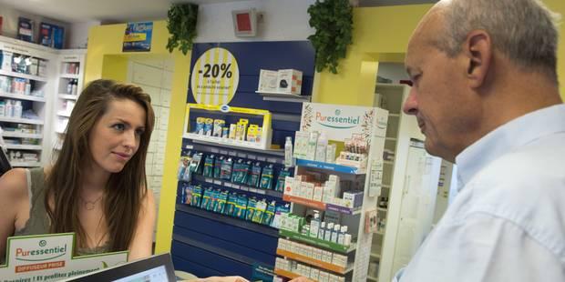 Pour faire évoluer la pharmacie - La Libre