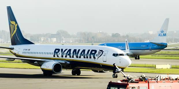 Une nouvelle victoire judiciaire pour Ryanair - La Libre