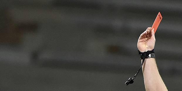 Football: un arbitre sequestré sur ordre du président du club turc de Trazbonspor - La Libre