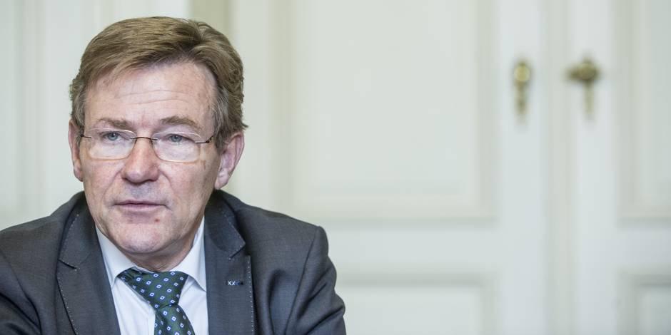 """Van Overtveldt: """"Oui à la suédoise en 2019"""" - La Libre"""