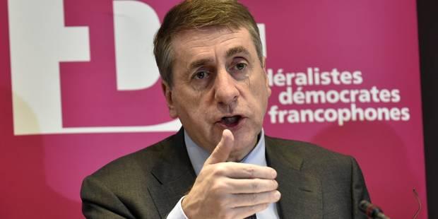 Affaire Galant: la suspension ne met pas fin à la violation de la loi, selon les FDF - La Libre