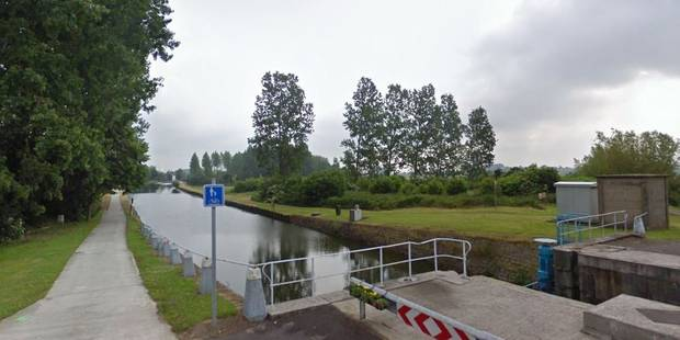 Un cadavre dans un canal à Beloeil - La Libre