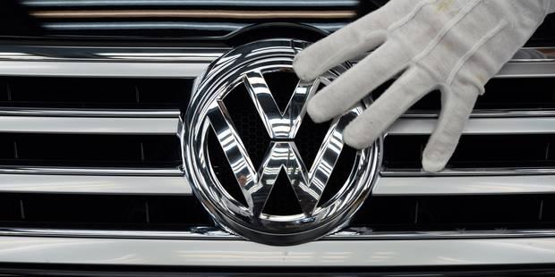 Volkswagen en baisse de 4% en Bourse après de nouvelles accusations de tricherie - La Libre