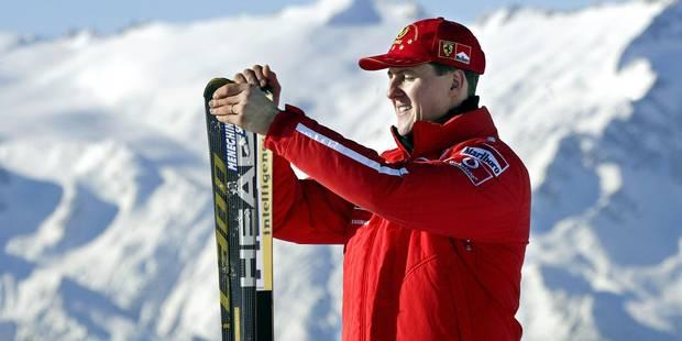"""""""Schumacher est dans un état végétatif"""" - La Libre"""