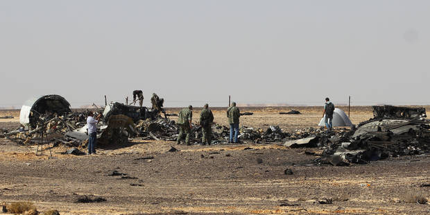 Crash en Egypte: Une boîte noire aurait révélé des bruits inhabituels dans le cockpit - La Libre