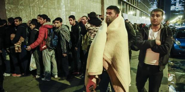 Les réfugiés à nouveau à la rue en Belgique - La Libre