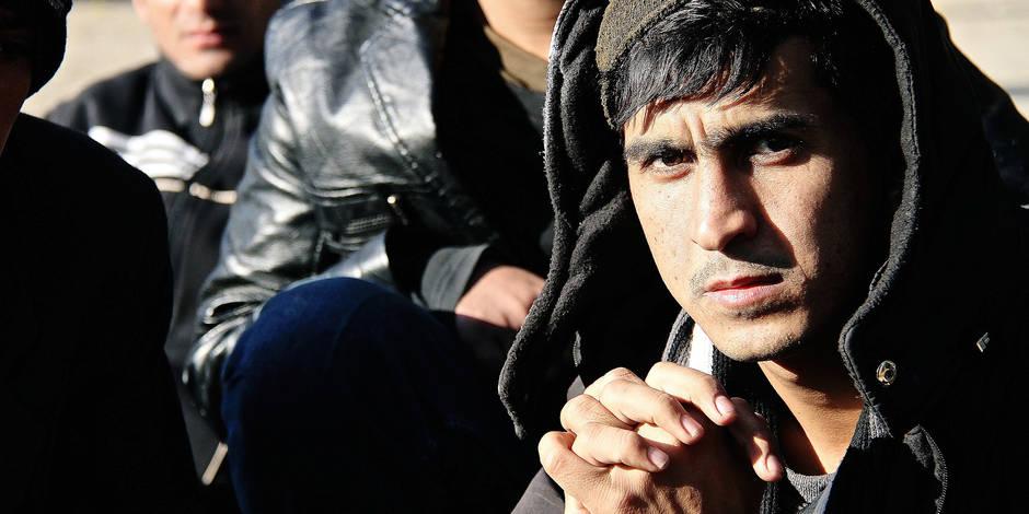 Crise de l'asile: Des réfugiés fous de joie d'avoir quitté la Bulgarie - La Libre