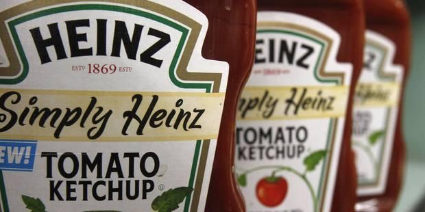 Agroalimentaire: Kraft Heinz supprime 2.600 emplois et ferme des usines - La Libre