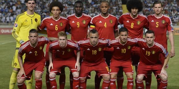 N°1, les Diables rouges officiellement au sommet du foot mondial! - La Libre