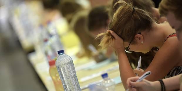Concours en 1ère de médecine: 7 épreuves en une journée - La Libre