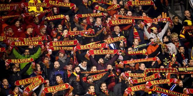 Découvrez le maillot des Diables rouges pour l'Euro 2016 - La Libre