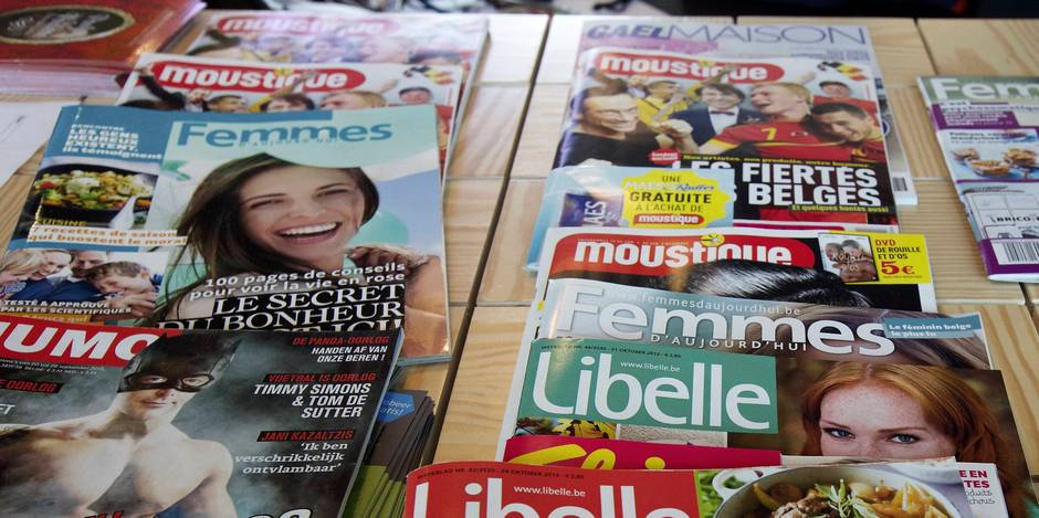 Sanoma vend les titres moustique et t l pocket l for Sanoma magazines belgium