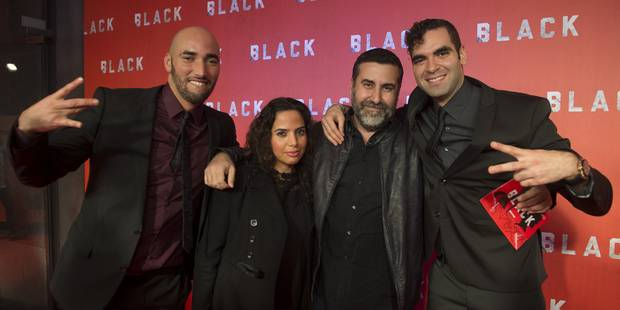 """14 000 entrées en un jour pour le film """"Black"""" - La Libre"""
