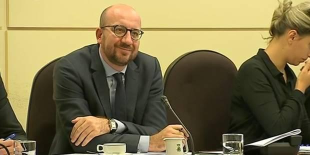 """Charles Michel convaincu de la """"bonne foi"""" de Jacqueline Galant confirme une """"imprudence"""" - La Libre"""